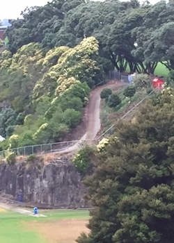Barnett Cres Hill Climb