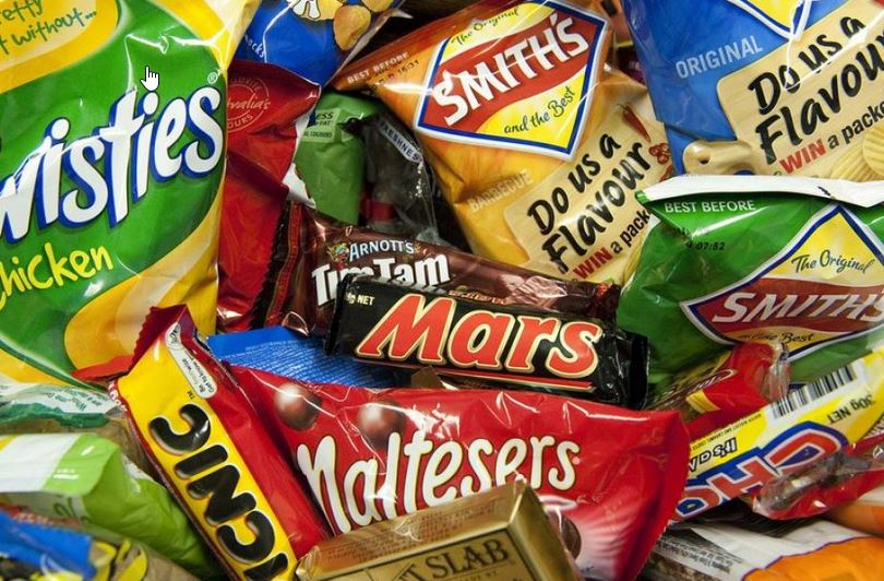 Unhealthy Food Packaging